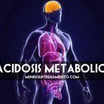 imagen de un cartel sobre acidosis metabólica
