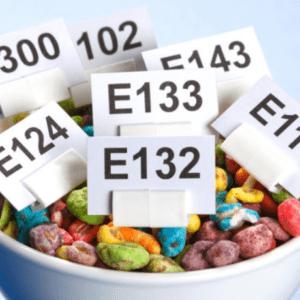 aditivos y alérgenos
